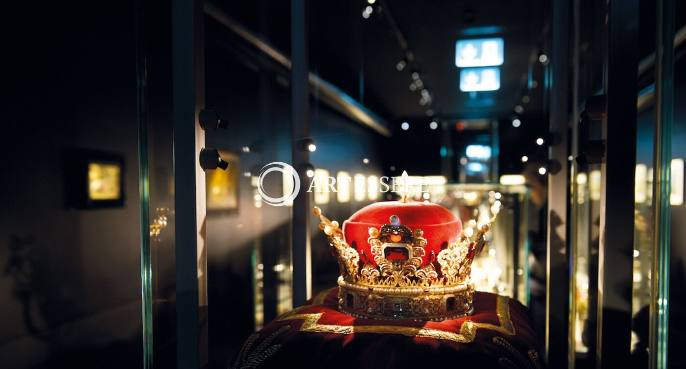 Treasure Chamber of the Principality of Liechtenstein