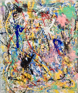 Pollock. Abstraction