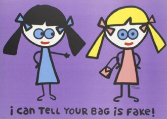 I Can Tell Your Bag is Fake