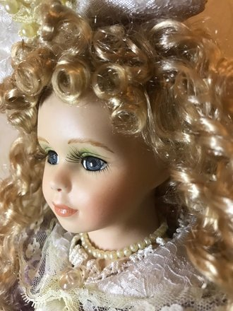 1980 collection charlotte french doll